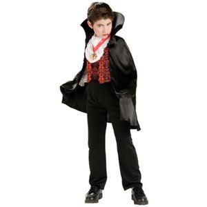 【コスプレ】 RUBIE'S (ルービーズ) 883921 L Child Transylvanian Vampire - 拡大画像