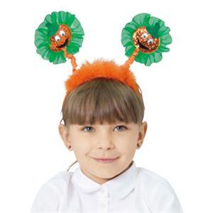 RUBIE'S (ルービーズ) 95119 Spring Pumpkin Headband - 拡大画像