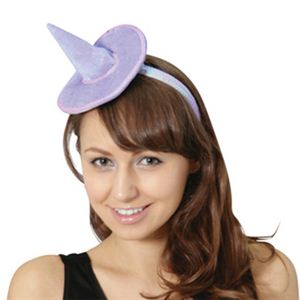 RUBIE'S (ルービーズ) 95121 Light Purple Headband - 拡大画像