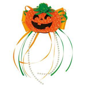 RUBIE'S (ルービーズ) 802656 Barrette - Smiley Pumpkin - 拡大画像