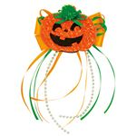RUBIE'S (ルービーズ) 802656 Barrette - Smiley Pumpkin