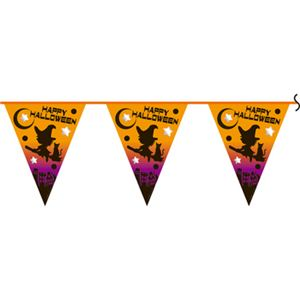 RUBIE'S (ルービーズ) 95114 12ft Flag Banner - Witch - 拡大画像