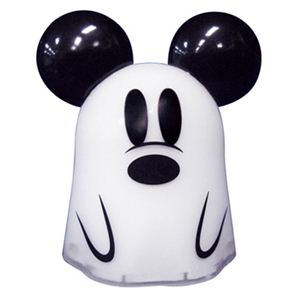 RUBIE'S (ルービーズ) 802957 Lightup Blinking Ghost Mickey - 拡大画像