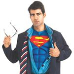 【コスプレ】 RUBIE'S (ルービーズ) 880507 Std Clark Kent/Superman