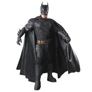 【コスプレ】 RUBIE'S (ルービーズ) 56311 Std The Dark Knight Collector Batman - 拡大画像