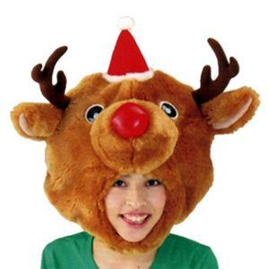 【クリスマスコスプレ】トコトコトナカイあたま - 拡大画像