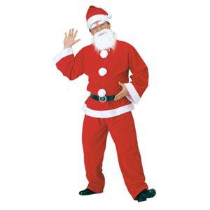 【クリスマスコスプレ】メンズサンタクロース - 拡大画像