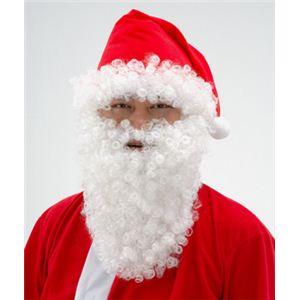【クリスマスコスプレ】すっぽりサンタさん - 拡大画像