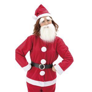 【クリスマスコスプレ】メンズサンタクロース(S)男女兼用の写真2