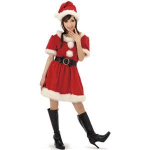 【クリスマスコスプレ】ピュアサンタ - 拡大画像