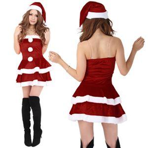 【クリスマスコスプレ】Short-p431A レディースサンタ・ショート431の写真2
