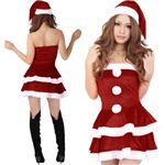 【クリスマスコスプレ】Short-p431A1 レディースサンタ・ショート431