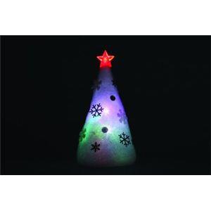 【クリスマス】ソフティーツリー 20cm 15453-MR846 - 拡大画像