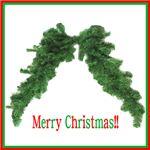 【クリスマス】クリスマスオックスホーンラタン XY-001