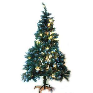 【クリスマス】210cm LEDツリーライト SL607/7 - 拡大画像
