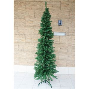 【クリスマス】180cm トンガリツリー S643/6 - 拡大画像