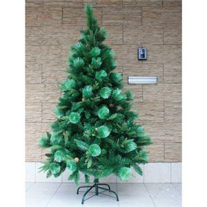 【クリスマス】180cm パインミックスツリー SP607-6 - 拡大画像