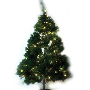 【クリスマス】180cm LEDツリーライト SL608/6 - 拡大画像