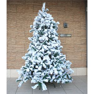 【クリスマス】180cm ニュースノーツリー S316/6 - 拡大画像