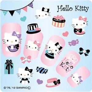 キティ ネイルシール パーティー KT76871 - 拡大画像
