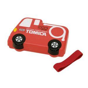 トミカ ダイカットランチボックス(中子・ベルト付) 消防車 lbd2 トミカ
