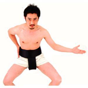【パーティーグッズ】相撲のまわし - 拡大画像