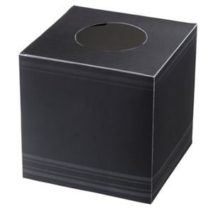 【パーティーグッズ】黒の抽選箱 - 拡大画像