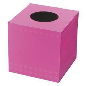 【パーティーグッズ】ピンクの抽選箱 - 拡大画像