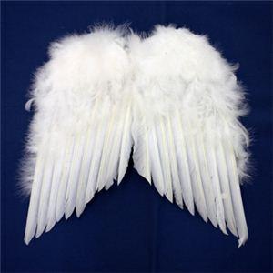 【パーティーグッズ】天使の翼 (S) - 拡大画像