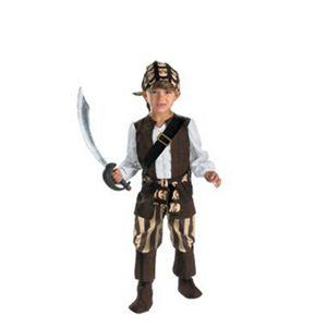 【コスプレ】 disguise Deluxe Toddler Costumes Rogue Pirate 2T - 拡大画像