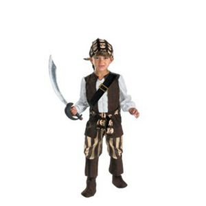 【コスプレ】 disguise Deluxe Toddler Costumes Rogue Pirate 3T-4T