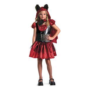 【コスプレ】 disguise D/Ceptions 2 Lil' Red Riding Rage 7-8 - 拡大画像