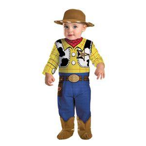【コスプレ】 disguise Toy Story Woody Classic Infant 0-6 トイストーリー ウッディ 幼児用 - 拡大画像