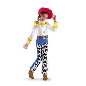 【コスプレ】 disguise Toy Story Jessie Deluxe Child 7-8 トイストーリー ジェシー 子供用 - 拡大画像