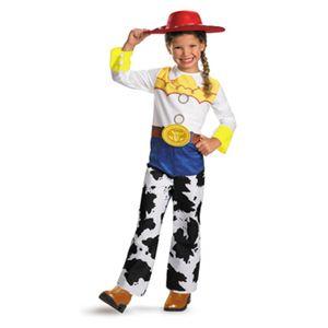 【コスプレ】 disguise Toy Story Jessie Classic Child 4-6X トイストーリー ジェシー 子供用 - 拡大画像
