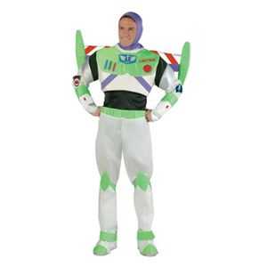 disguise Toy Story Buzz Lightyear Prestige Adult トイトーリー バズ・ライトイヤー - 拡大画像