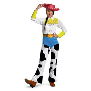 【コスプレ】 disguise Toy Story Jessie Classic Adult 4-6 トイストーリー ジェシー