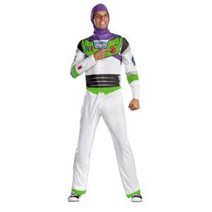 【コスプレ】 disguise 13578 Toy Story Buzz Lightyear Classic Adult 42-46 トイストーリー バズ・ライトイヤー