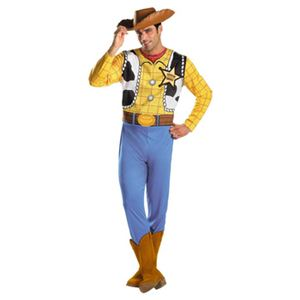 disguise Toy Story Woody Classic Adult 42-46 トイストーリー ウッディ
