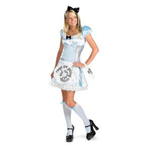 【コスプレ】 disguise Alice in Wonderland Alice-Adult 8-10 不思議の国のアリス アリス