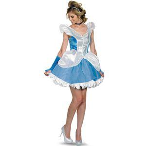 【コスプレ】 disguise Cinderella Deluxe Sassy Cinderella 12-14 シンデレラ