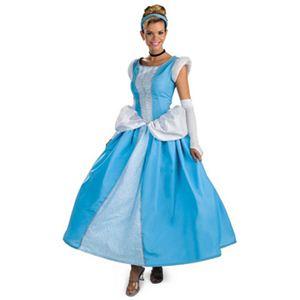 disguise Cinderella Cinderella Adult Prestige シンデレラ - 拡大画像