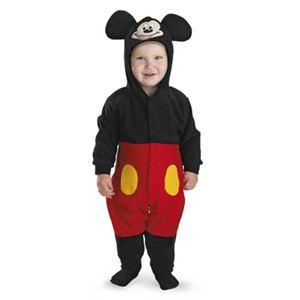 【コスプレ】 disguise Micky Mouse / Micky Mouse Toddler ミッキーマウス 幼児用コスチューム
