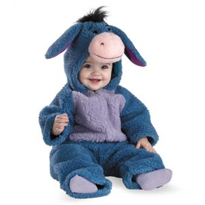 【コスプレ】 disguise Winnie The Pooh / Eeyore Toddler Deluxe Plush イーヨー 幼児用コスチューム