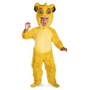 【コスプレ】 disguise Lion King / Simba Deluxe ライオンキング シンバ 乳児用コスチューム 3T-4T
