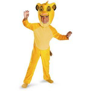 【コスプレ】 disguise Lion King / Simba Classic ライオンキング シンバ 乳児用コスチューム 4-6