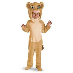 【コスプレ】 disguise Lion King / Nala Classic ライオンキング ナラ 乳児用コスチューム 3T-4T