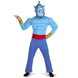 【コスプレ】 disguise Aladdin / Genie Muscle Adult アラジン