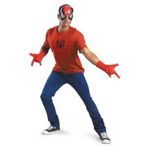 【コスプレ】 disguise Licensed Accessory Kit / Spiderman Adult Kit O/S スパイダーマン