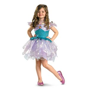 【コスプレ】 disguise The Little Mermaid / Ariel Toddler Ballerina Classic 4-6X リトルマーメイド 幼児用